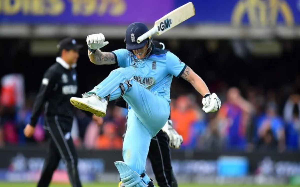 Cricket Image for The Untold Story Of The 2019 World Cup Final Ben Stokes Smoked A Cigarette Before