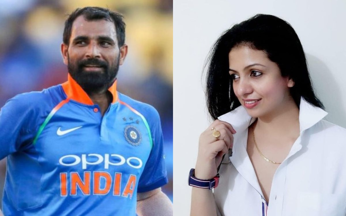 Cricket Image for Users Troll Mohammed Shami Wife Hasin Jahan On Instagram