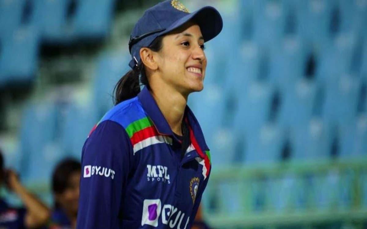 Cricket Image for 'बल्लेबाजी, गेंदबाजी और फील्डिंग में होनी चाहिए निरंतरता', उपकप्तान स्मृति मंधाना