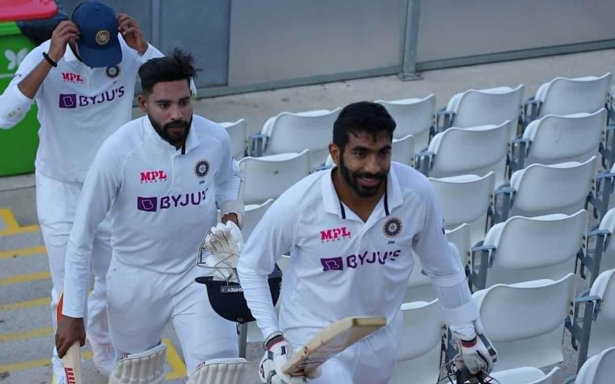 Cricket Image for प्रैक्टिस मैच: टीम इंडिया की पहली पारी 311 पर सिमटी, 2 खिलाड़ियों को छोड़ बाकी सभी
