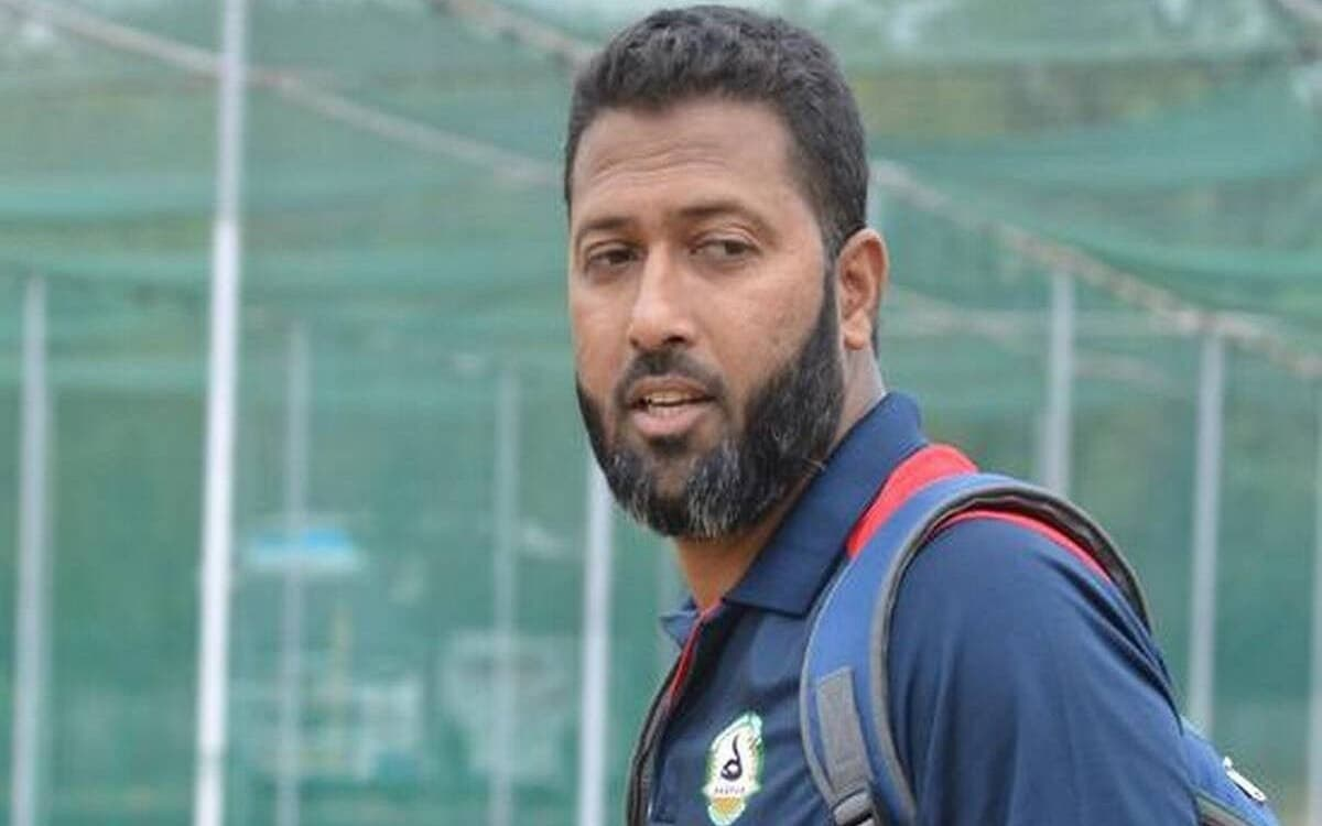 Cricket Image for Wasim Jaffer Got The Responsibility Of The Head Coach Of Odisha Cricket Associatio
