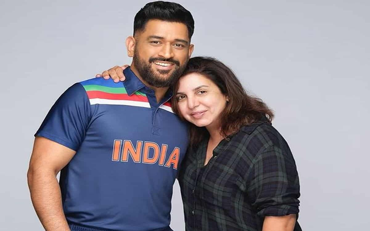Cricket Image for What A Shot! Farah Khan On What's It Like Directing M.S. Dhoni