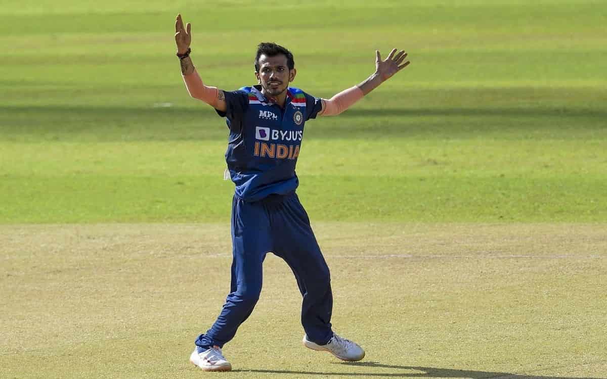 Cricket Image for खोई फॉर्म हासिल करने पर चहल हुए इन लोगों के शुक्रगुजार, श्रीलंका के खिलाफ जीत में