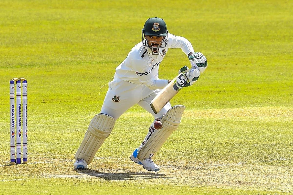 Cricket Image for ZIM v BAN: Liton Das Shines As Bangladesh Score 294/8 On Day 1