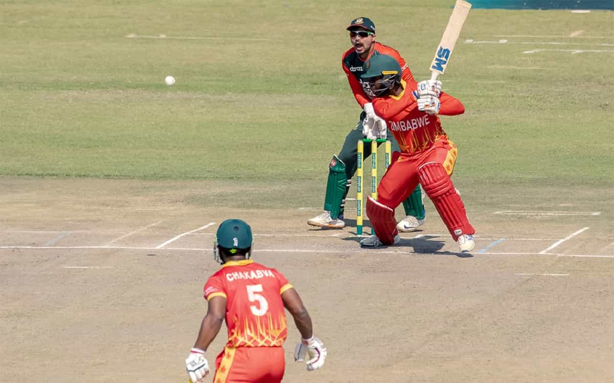 Bangladesh bowlers did amazing in the first T20, stopped Zimbabwe for 152 runs