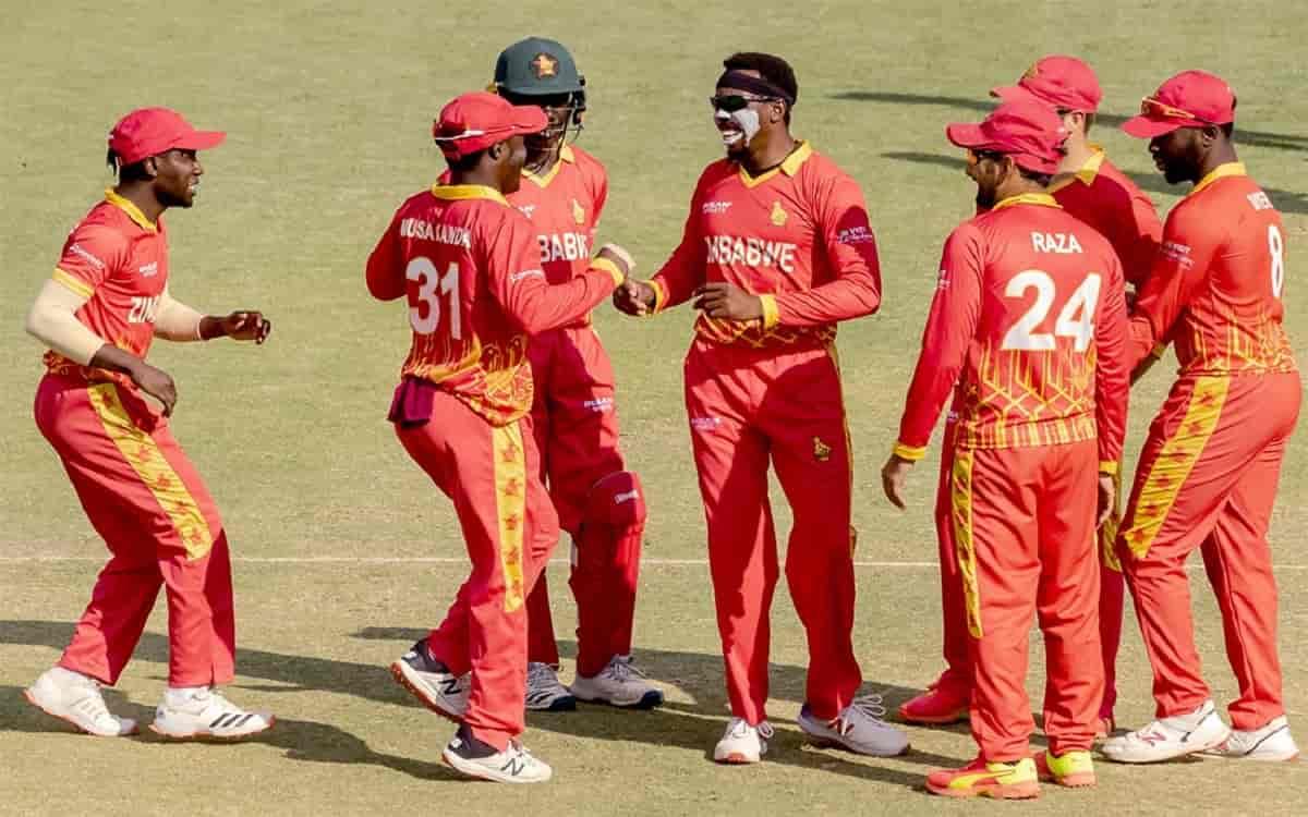 Cricket Image for ZIM vs BAN: Zimbabwe Surprise Bangladesh, Win 2nd T20I By 23 Runs