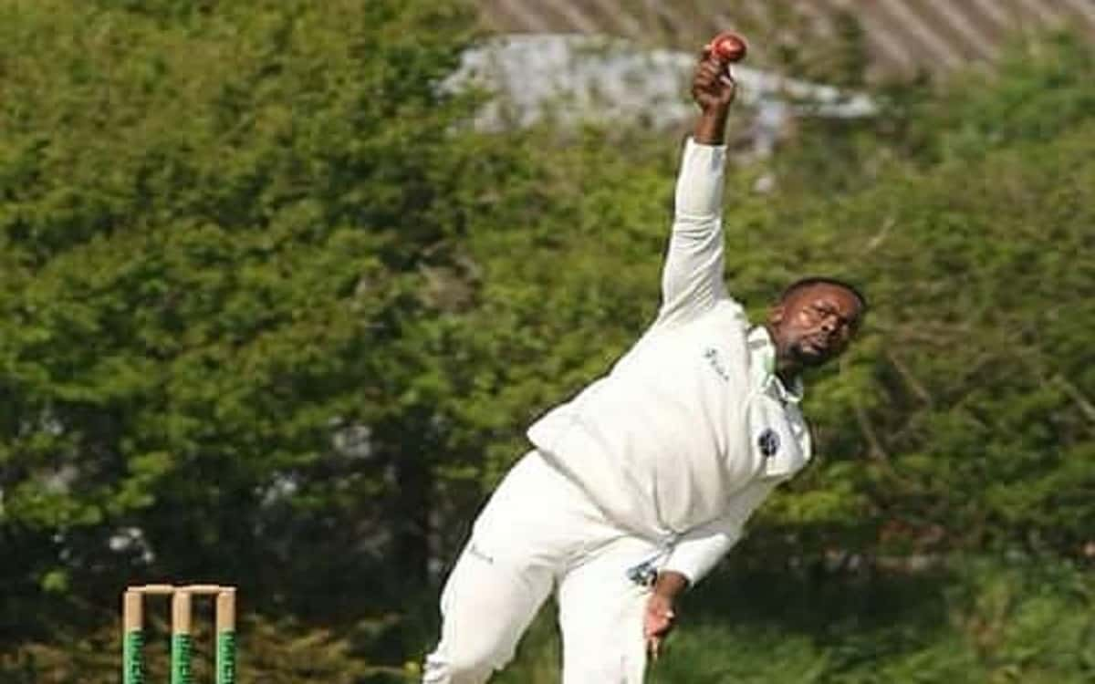Cricket Image for Zimbabwe's Roy Kaia Reported For 'Illegal Bowling': ICC