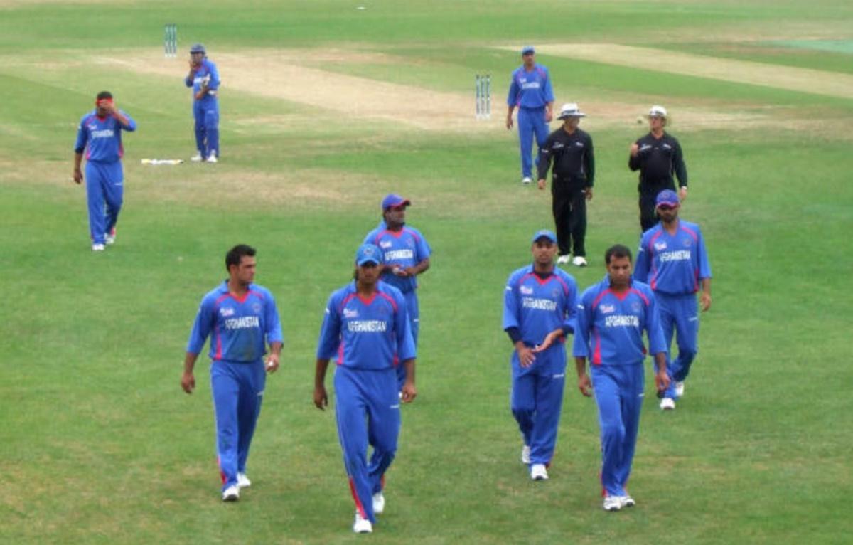 Cricket Image for Taliban Arrive At Afghanistan Cricket Board Headquarters Abdullah Mazari Accompani