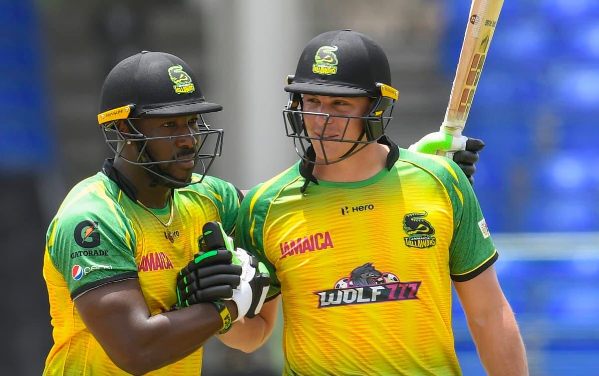 Cricket Image for CPL 2021: आंद्रे रसेल के दम पर जमैका की विशाल जीत,किंग्स को 120 रनों से हराया