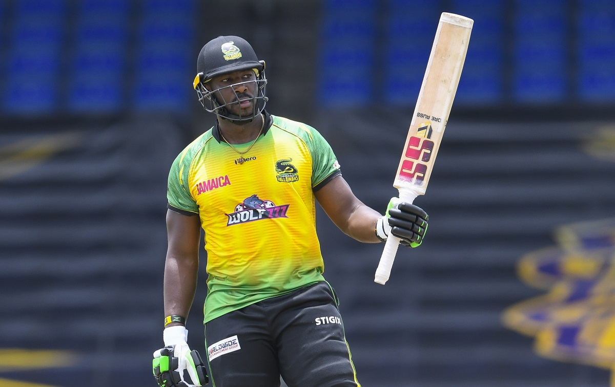 Andre Russell smashed fastest ever fifty in CPL history