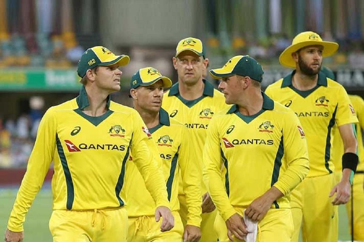 Cricket Image for ऑस्ट्रेलिया के लिए अच्छी खबर, T20 वर्ल्ड कप के लिए तैयार हो रहे हैं स्मिथ और फिंच