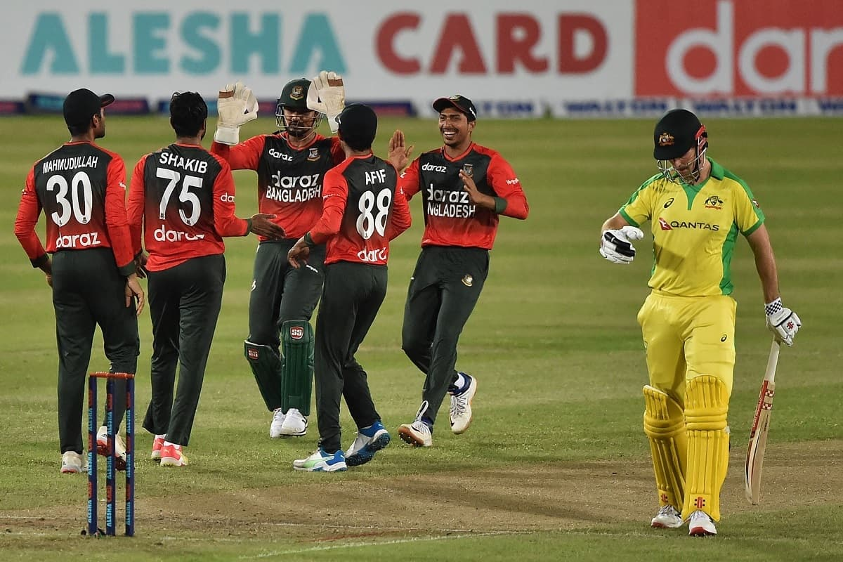 BAN vs AUS - Bangladesh beat Australia by 23 runs