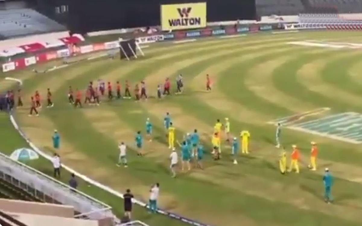 Cricket Image for Ban Vs Aus Australians Appreciation Towards The Bangladeshi Players Watch Video