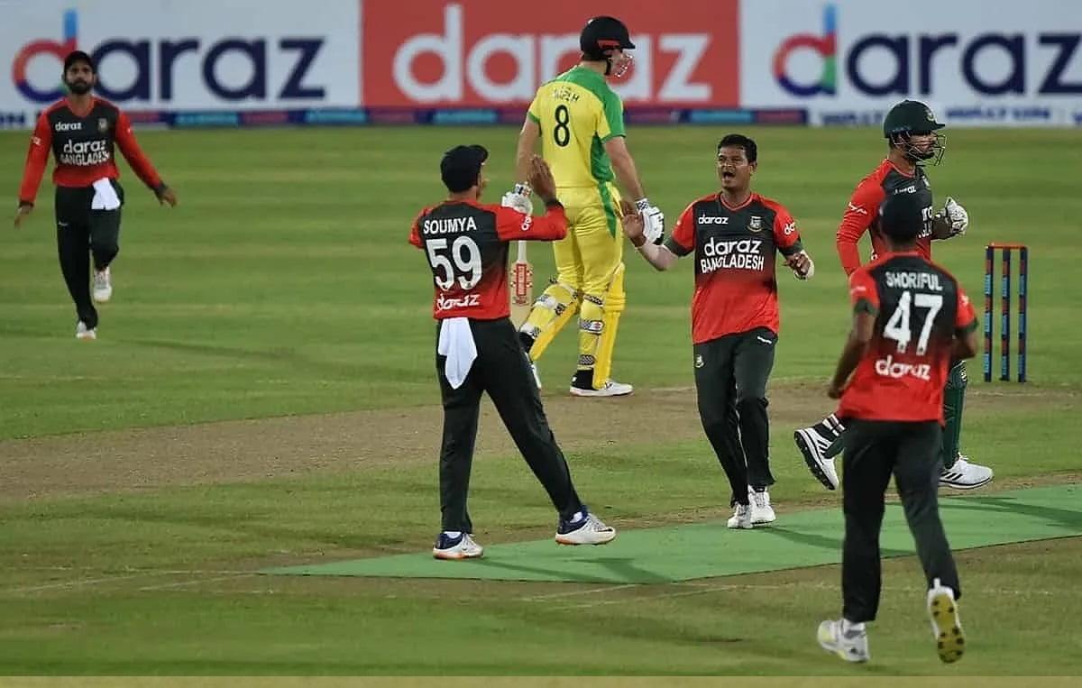 BAN vs AUS Bangladesh beat Australia by 5 wickets