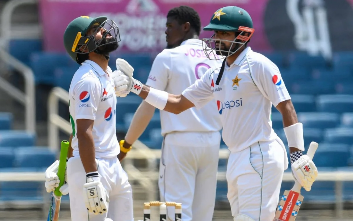 Babar Azam & Fawad Alam creates history against West Indies in second test
