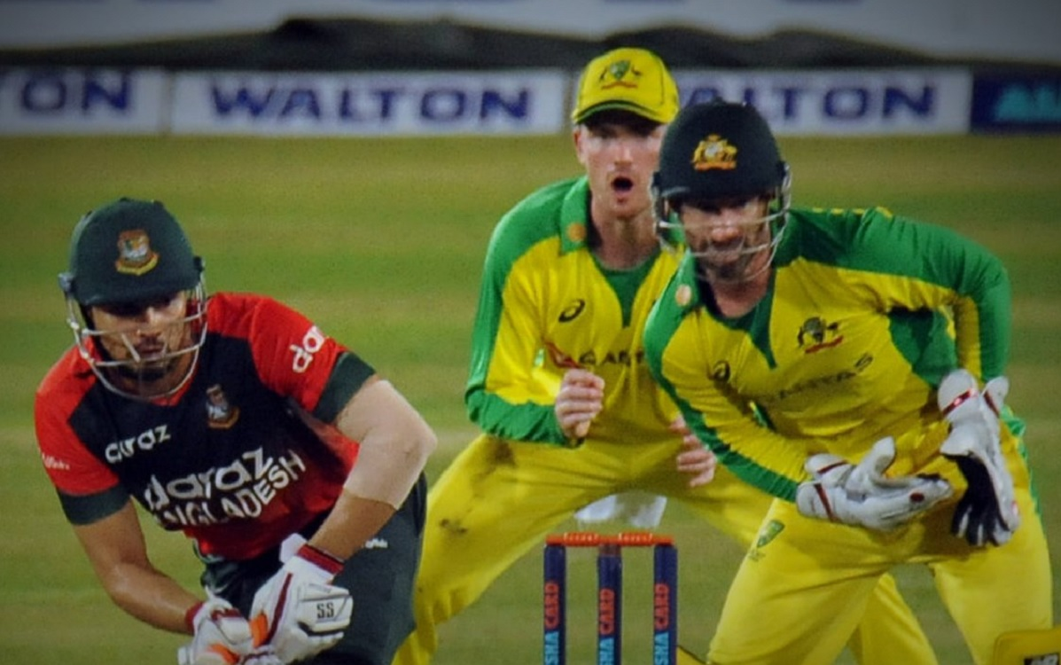 Bangladesh opt to bat first against Australia in fourth t20i