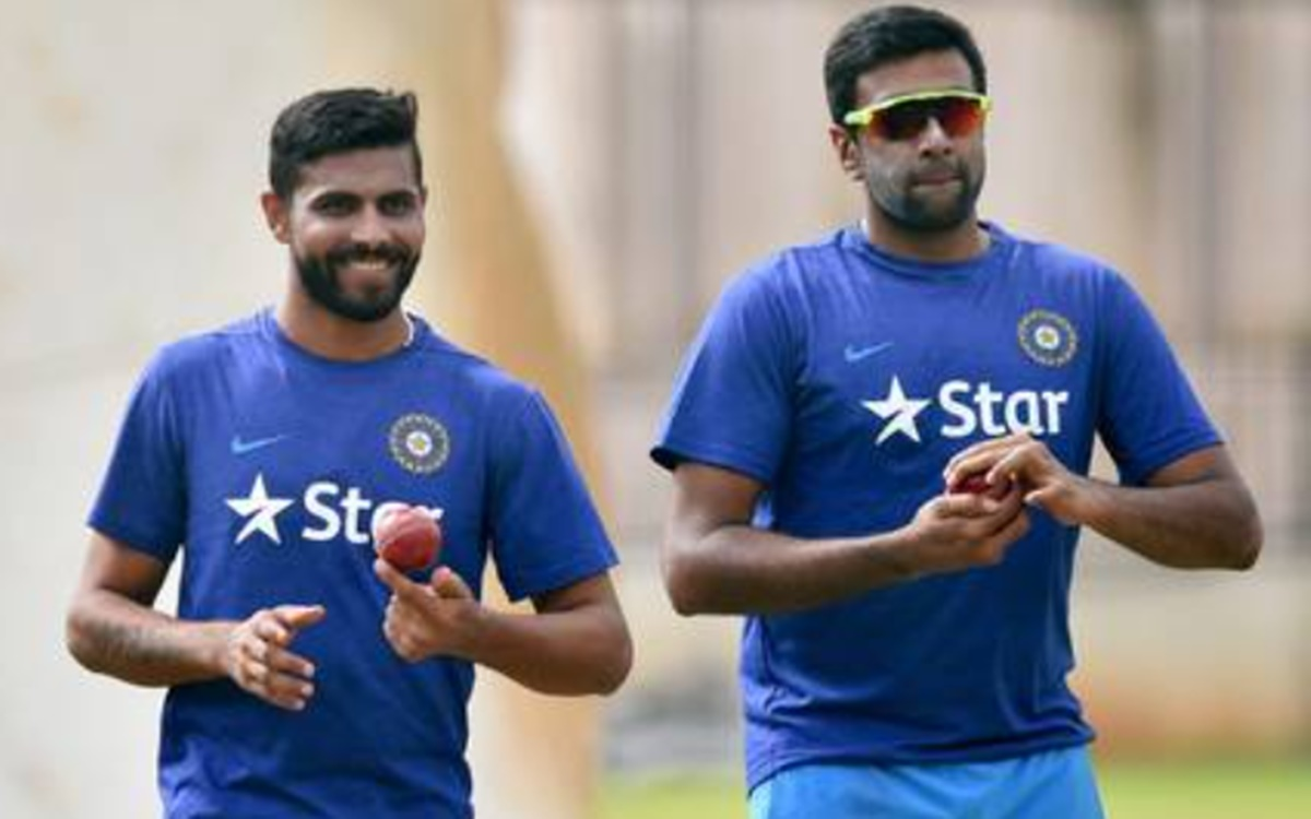 Cricket Image for Brad Hogg Believes Ravindra Jadeja Will Be Dangerous On Day 5 Pitch