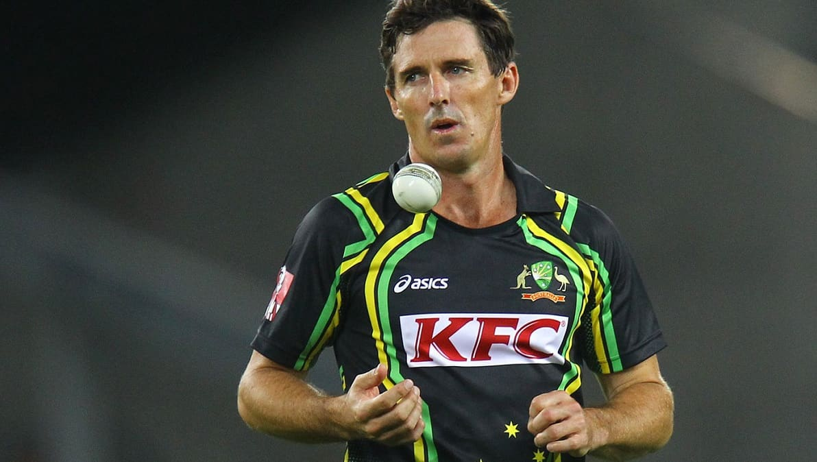 Brad Hogg picks Australia's ideal playing XI for T20 World Cup 2021