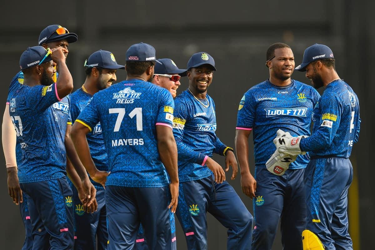 CPL 2021 - Barbados Royals beat Jamaica Tallawahs by 15 runs