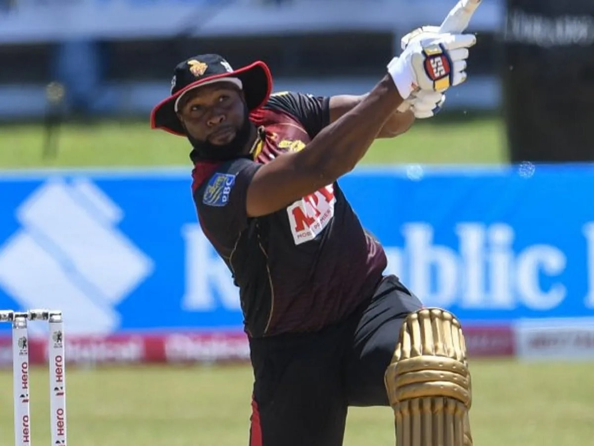 CPL 2021 - TKR beat Barbados Royals by 6 wickets