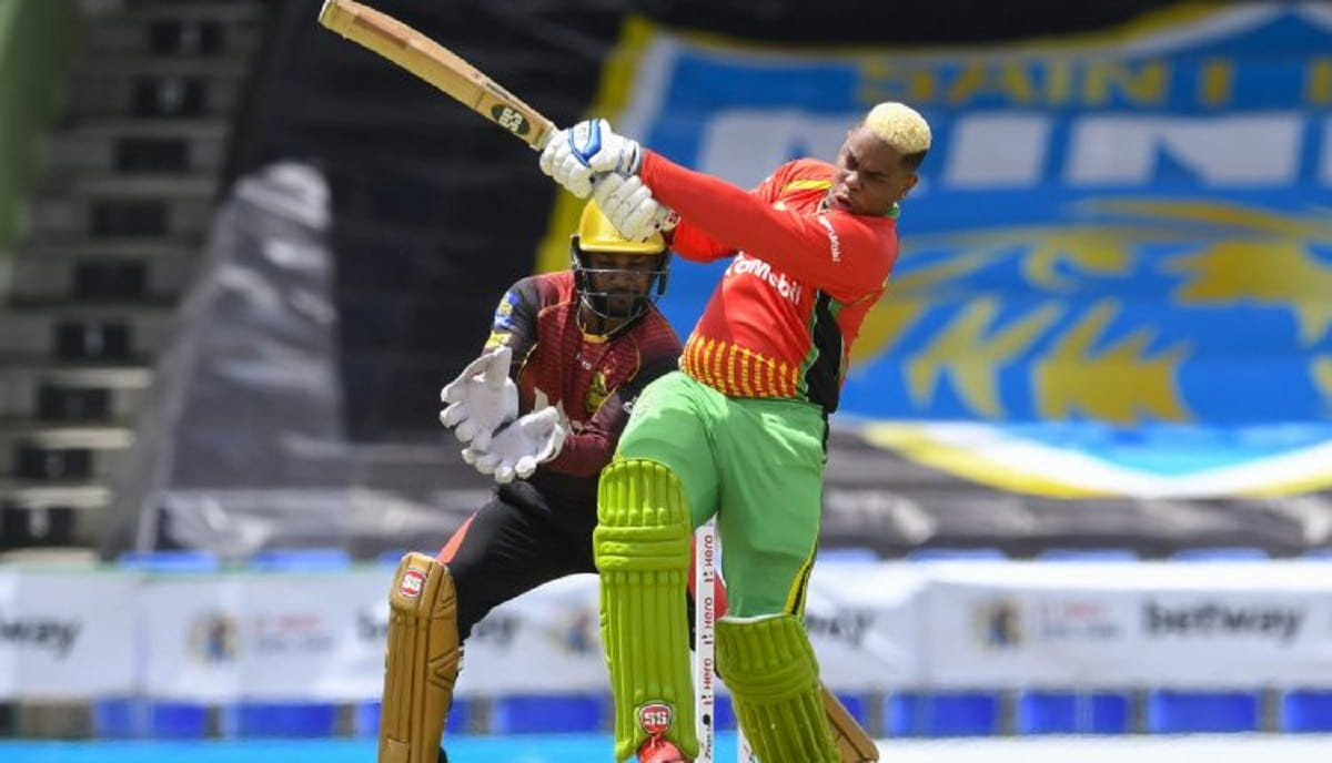 CPL 2021 Guyana Amazon Warriors won by 9 runs against Trinbago Night riders