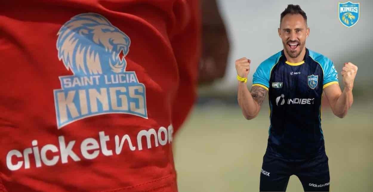 CPL 2021 Saint Lucia Kings Announces Partnership With Cricketnmore