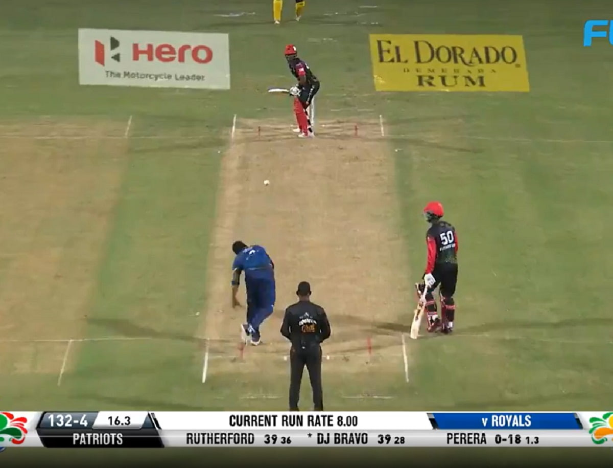CPL 2021 St Kitts and Nevis Patriots won by 21 runs against Barbados Royals