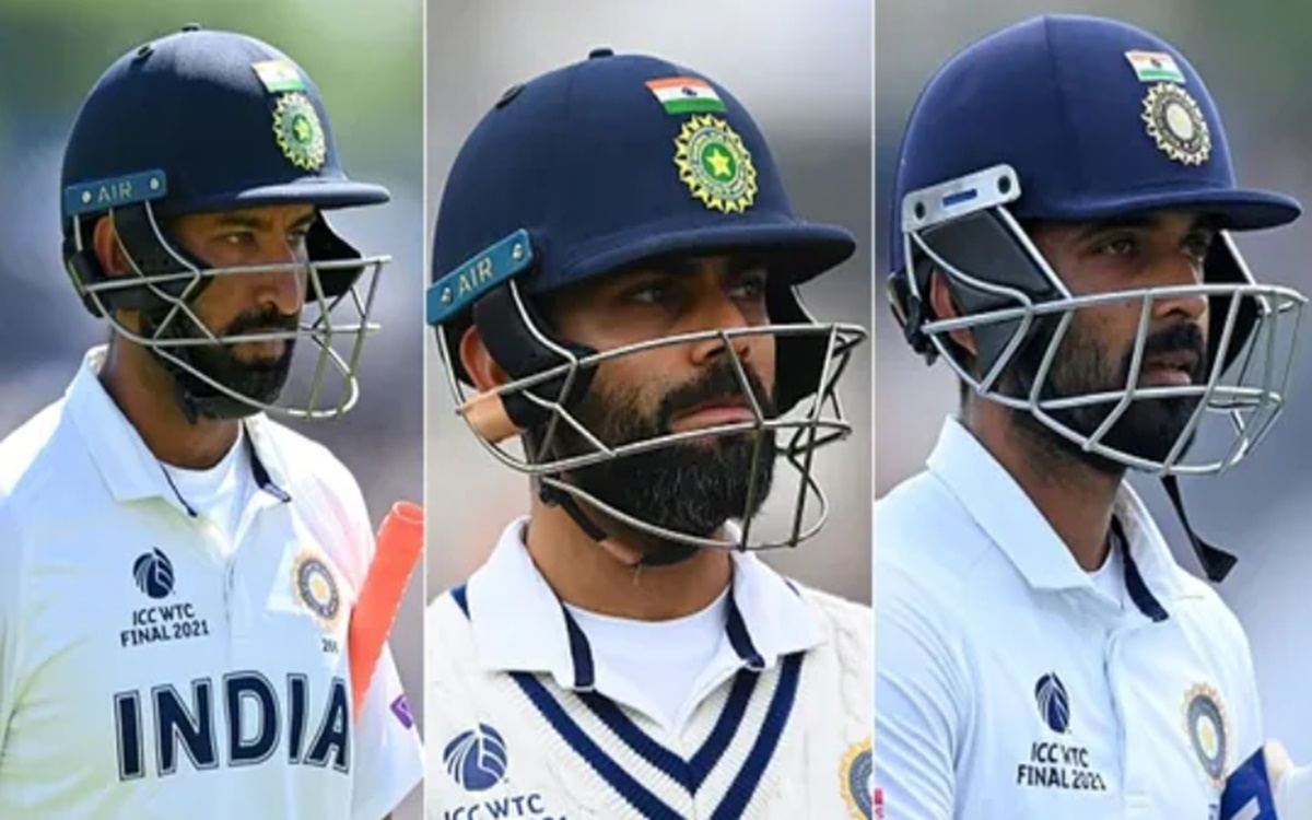 Cricket Image for Cheteshwar Pujara And Ajinkya Rahane Are Better Than Virat Kohli See These Figures