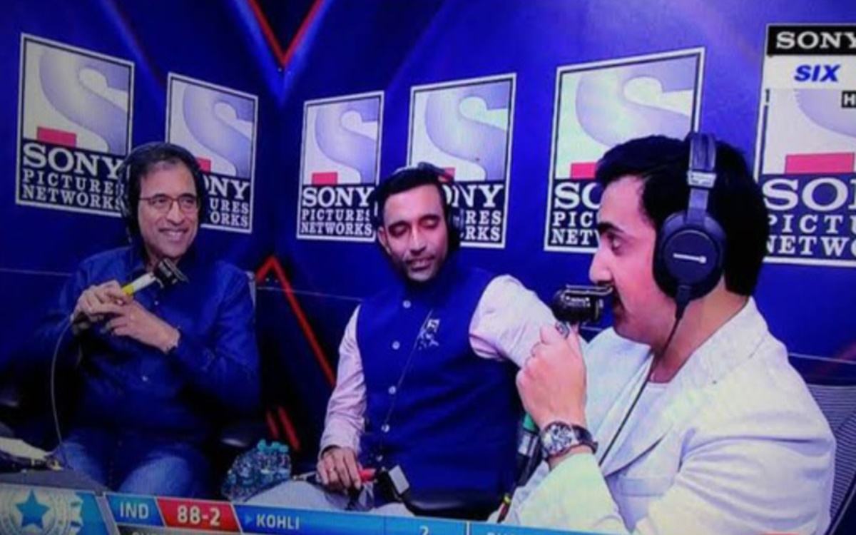 Cricket Image for Commentators List For India Vs England Test Series
