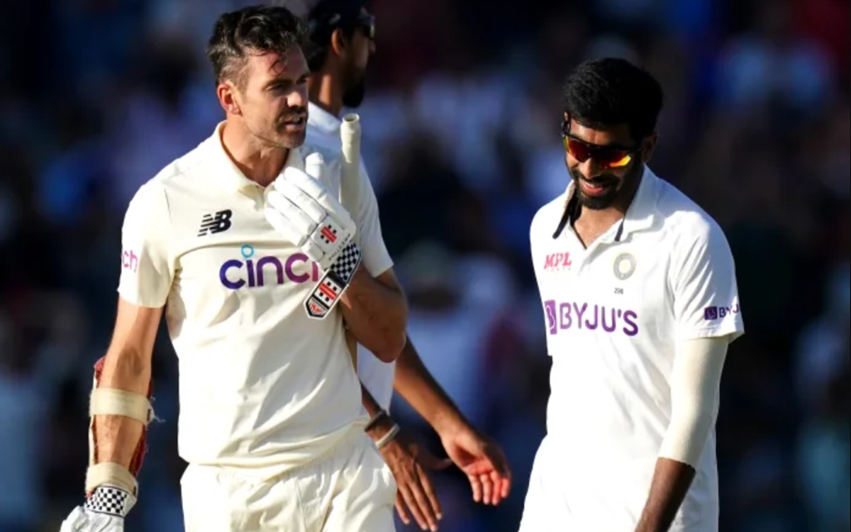 Cricket Image for Dale Steyn Says James Anderson Begging For The Ball When Jasprit Bumrah