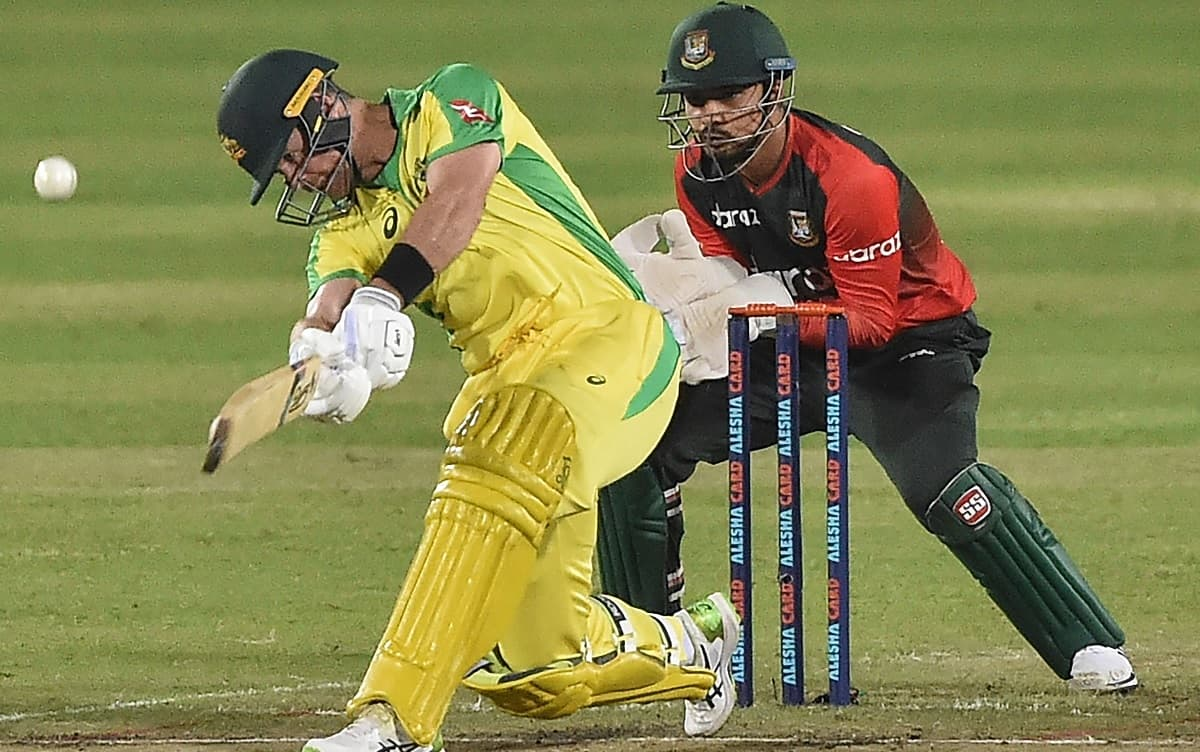 Australia beat Bangladesh by 3 wickets in fourth t20i