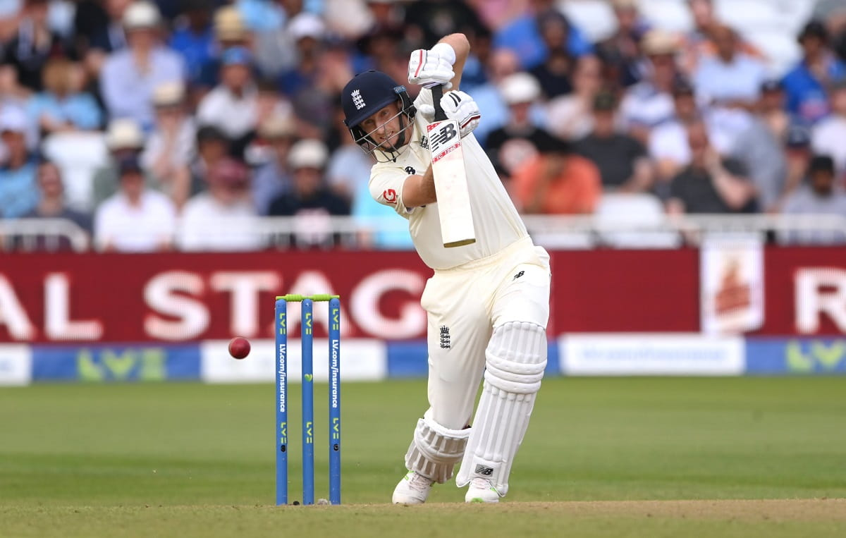 ENG vs IND - Joe Root Surpasses Alaistair Cook for the most runs in international Cricket by an Engl
