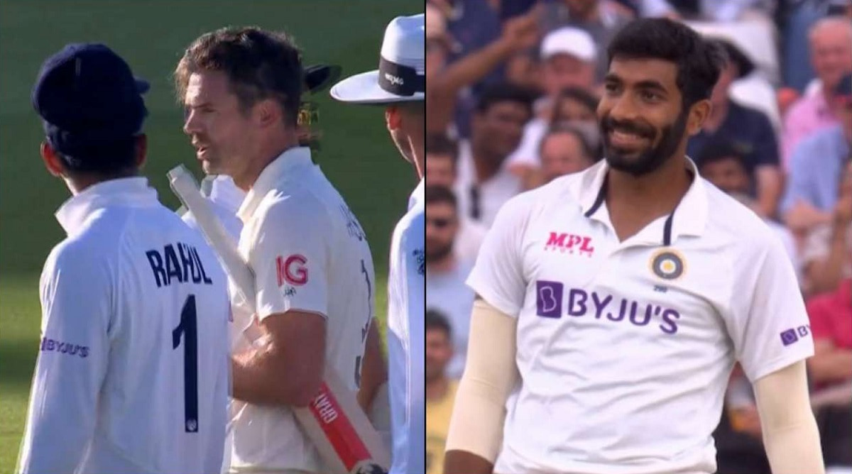 ENG vs IND R Sridhar reveals the reason of Bumrah and James Anderson controversy