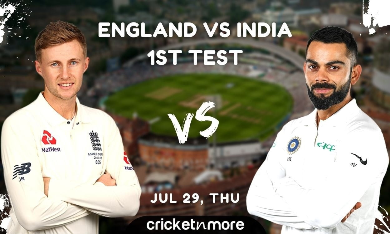 England vs India, 1st Test Cricket Match Prediction, Fantasy XI Tips & Probable XI