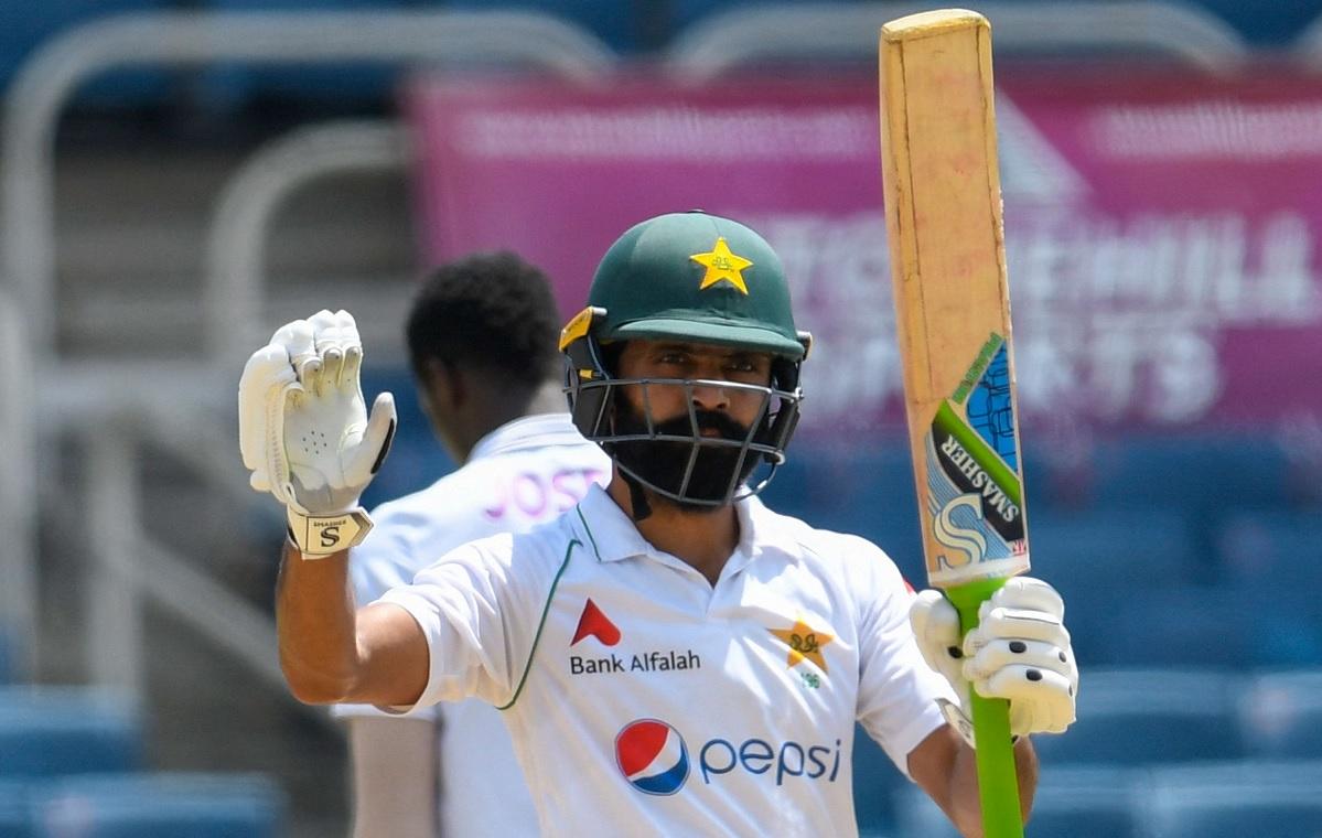 Fawad Alam becomes fastest Pakistan batsman to reach five Test century