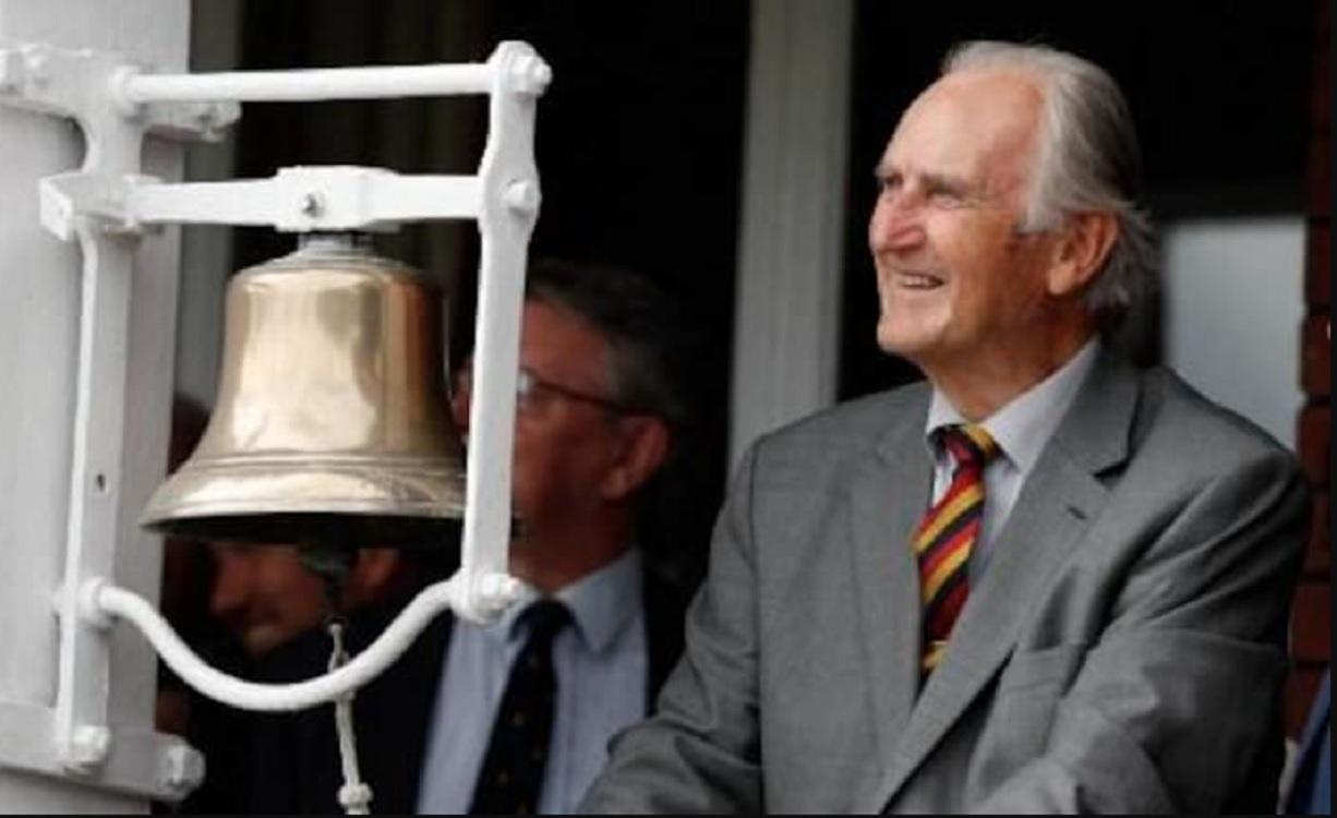 Cricket Image for 25000 से ज्यादा रन बनाने वाले इंग्लैंड के पूर्व कप्तान टेड डेक्सटर का निधन,ICC रैं