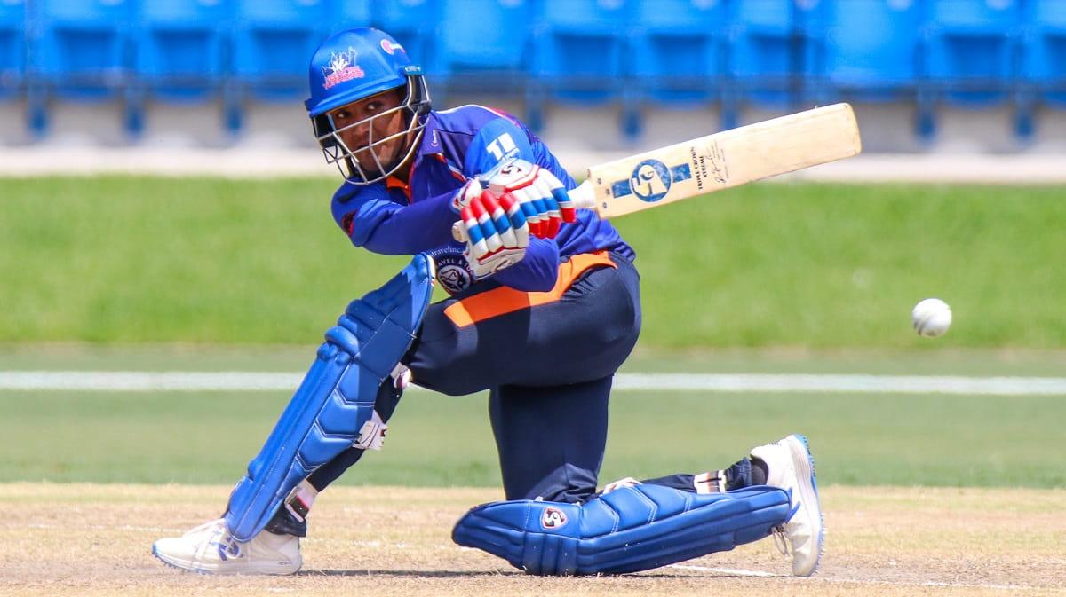 Former India U19 star Smit Patel hits a splendid unbeaten 99 on captaincy debut for Manhattan Yorker
