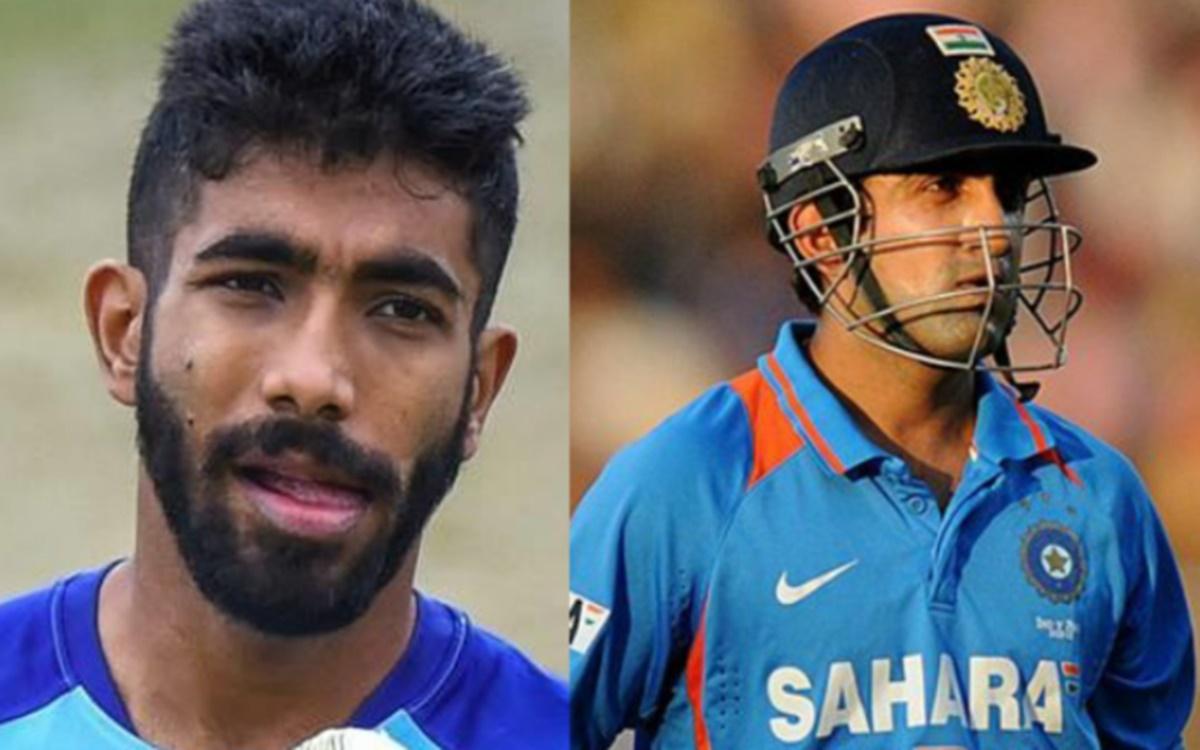 Cricket Image for Gautam Gambhir Says Jasprit Bumrah Has Got To Be The Biggest Factor In T20 World C