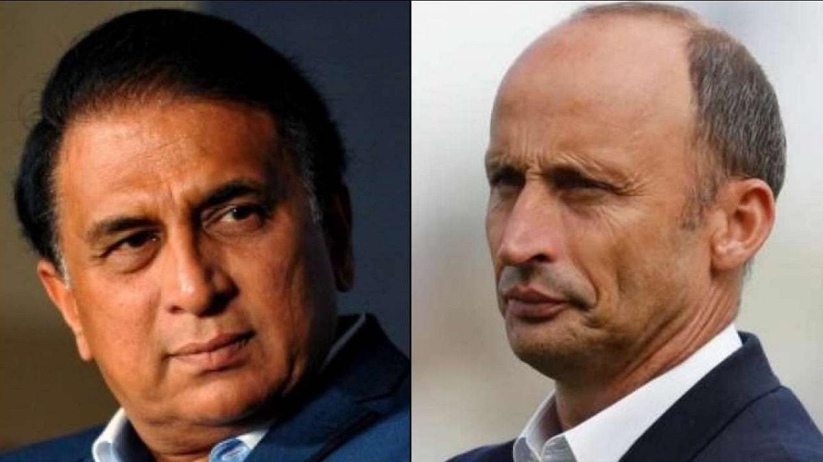 Gavaskar, Hussain indulge in heated debate before start of Ind-Eng 3rd Test