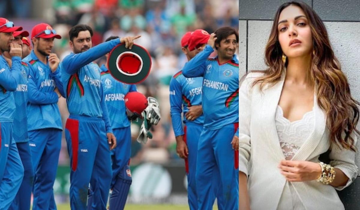 Hashmatullah Shahidi has crush on Kiara Advani, reveals in an interview