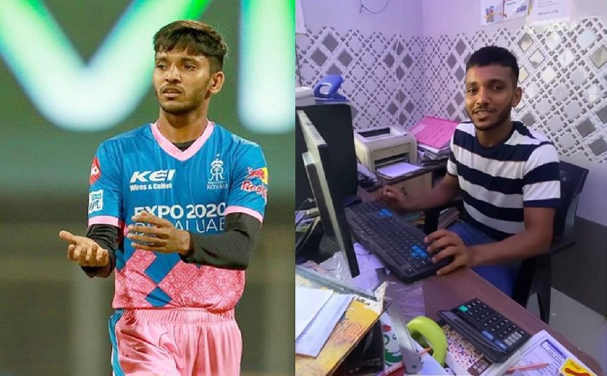 IPL 2021 Rajasthan Royals quick- Chetan Sakariya an accountant before cricketer? Check details