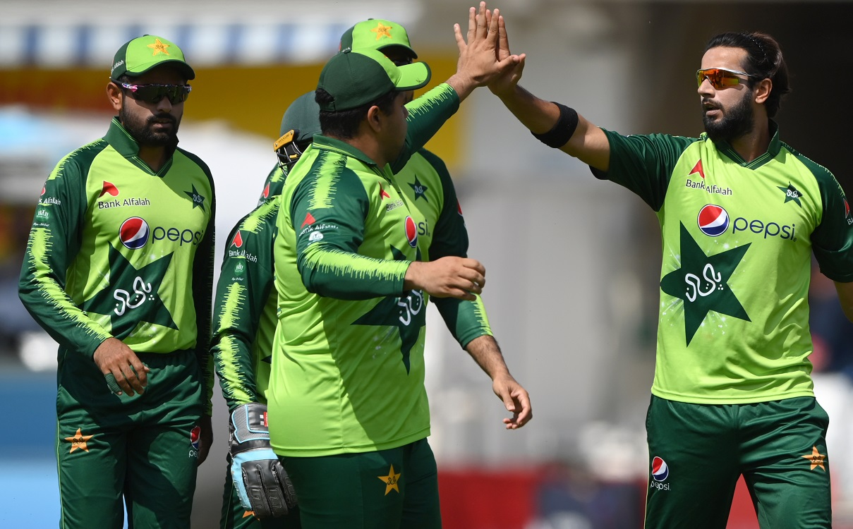 Imad Wasim says Pakistan 'one of the favourites to win T20 World Cup