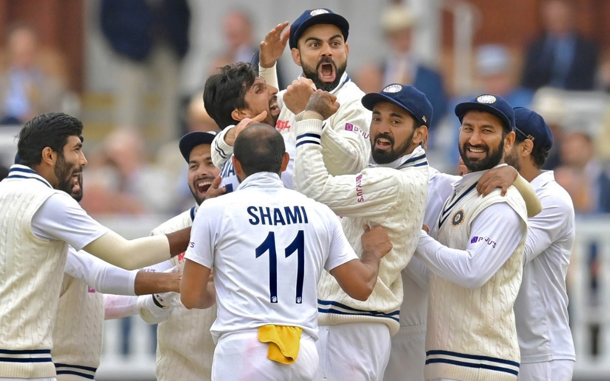India beat England by 151 runs in second test match