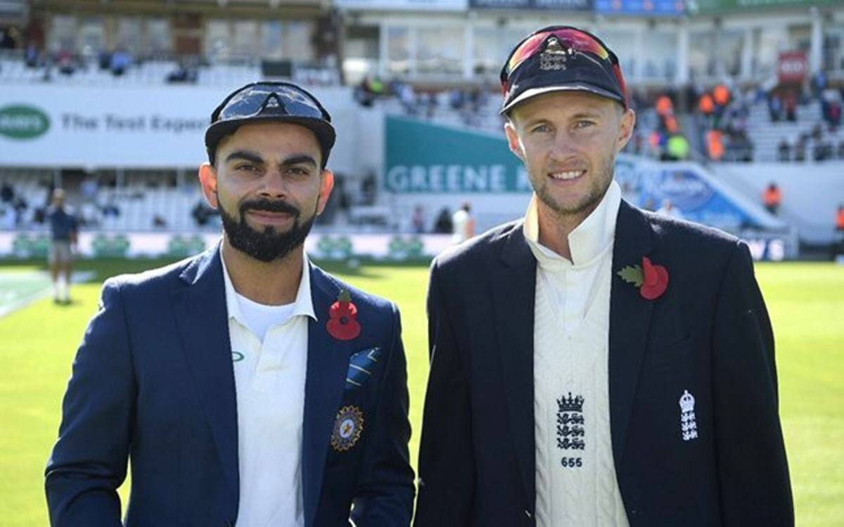 England vs India test series full schedule, full team venue and time