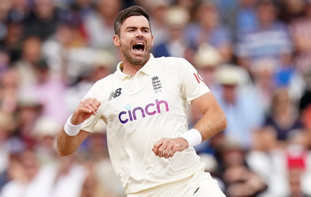James Anderson first seam bowler to bowl 35,000 balls in Tests