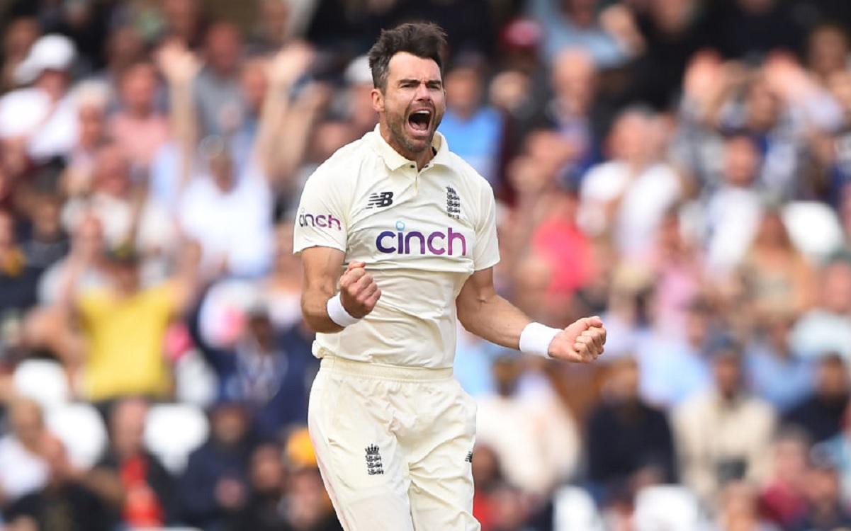 Cricket Image for जेम्स एंडरसन ने अनिल कुंबले को पछाड़ा, सबसे ज्यादा टेस्ट विकेट लेने वाले तीसरे गें