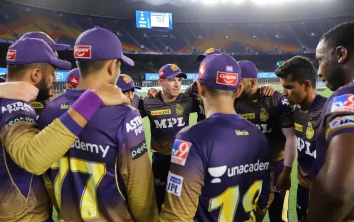 Kolkata Knight Riders depart for Abu Dhabi for second half IPL 2021