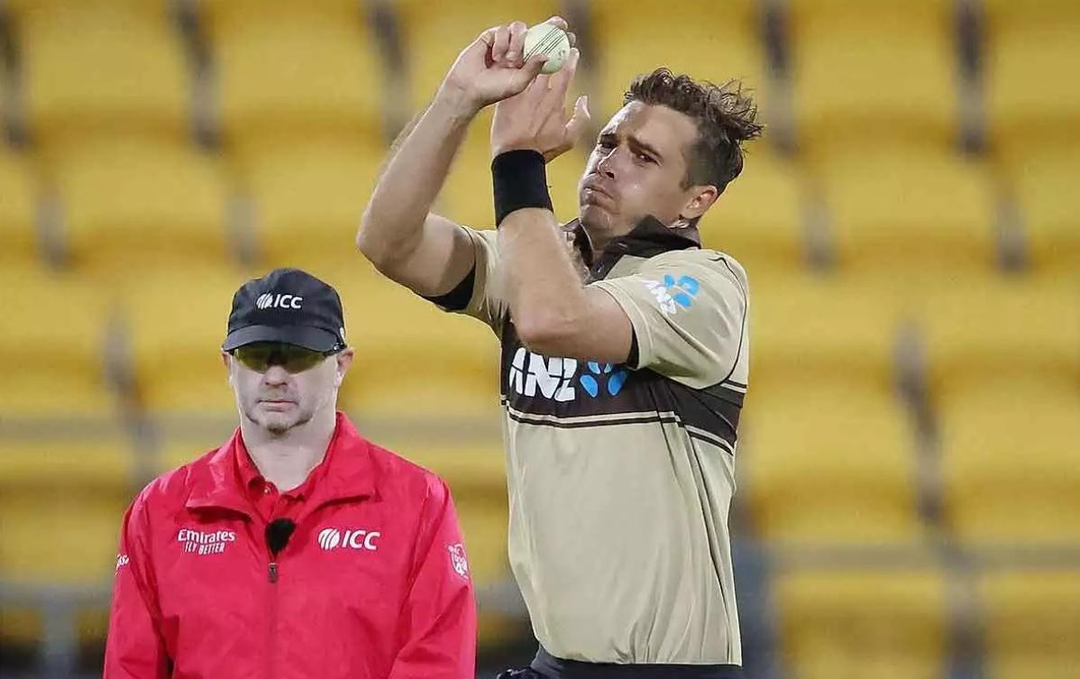 Cricket Image for KKR ने आईपीएल 2021 के दूसरे हाफ के लिए Tim Southee को टीम में किया शामिल