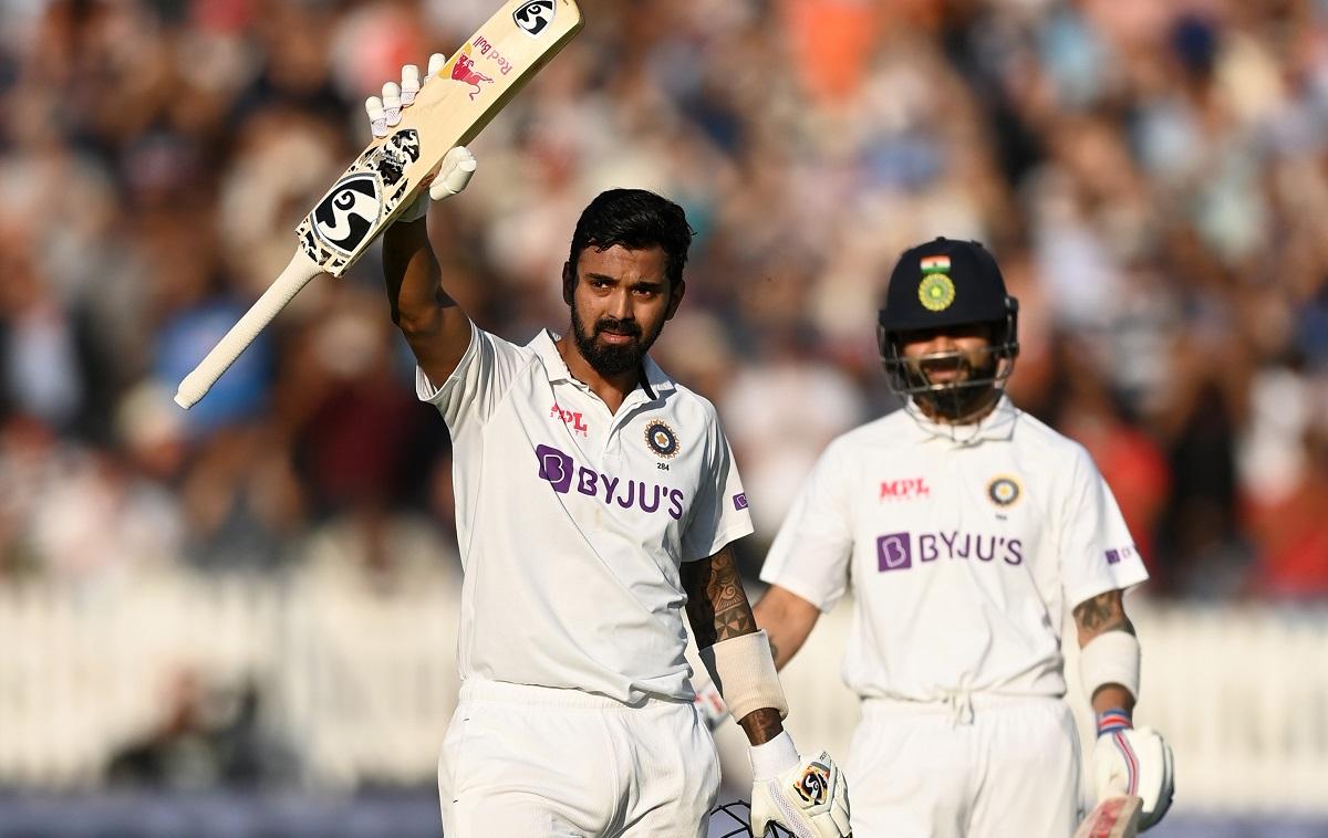 Cricket Image for Lord's Test: राहुल-रोहित ने मचाया धमाल, पहले दिन टीम इंडिया का स्कोर 3 विकेट पर 27