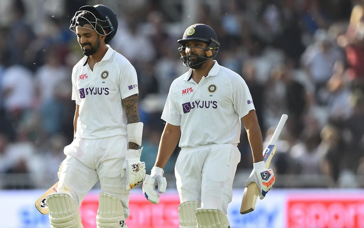 Team India 97/1 at lunch on day 2 of first test